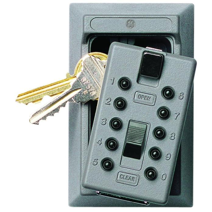 Kidde key portable safe