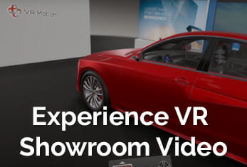 Experience VR Showroom Video