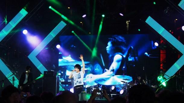 girugämesh @ Hush! Full Band <Photos by Ollie Ollie @ VROCKHK>