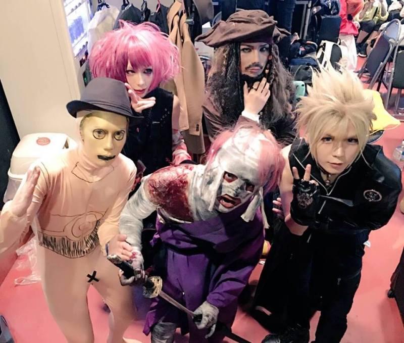 rave 2015 Halloween