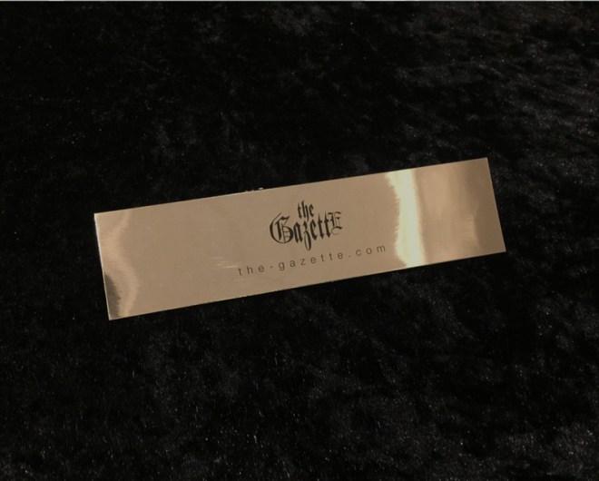 <Source:the GazettE Official Website>