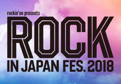 HYDE、Plastic Tree、MUCC、the GazettE、金爆參演「ROCK IN JAPAN FESTIVAL 2018」