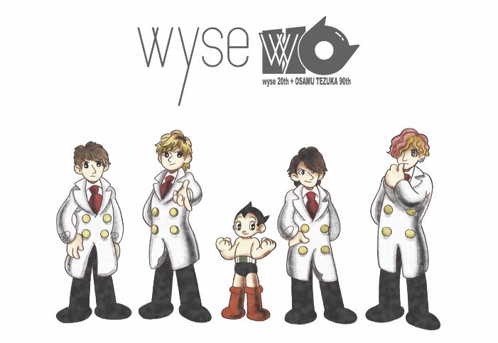 〈Source﹕wyse Official Twitter〉