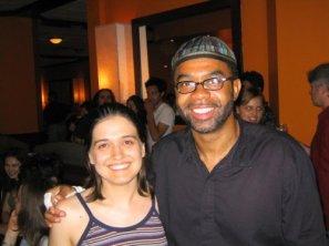 Vanessa and Kenny Garrett; Organ Jam at the Gutenberg, Montreal QC, 2004