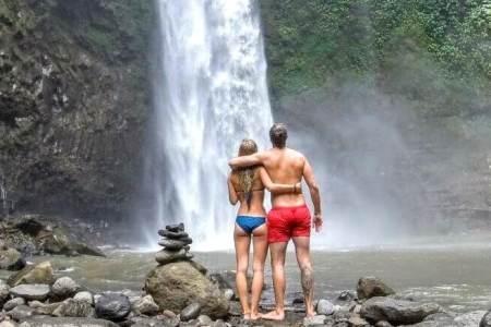 De 5 mooiste watervallen van Bali!