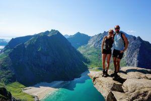 Mooiste wandeltochten Noorwegen