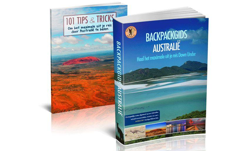 backpackgids Australië
