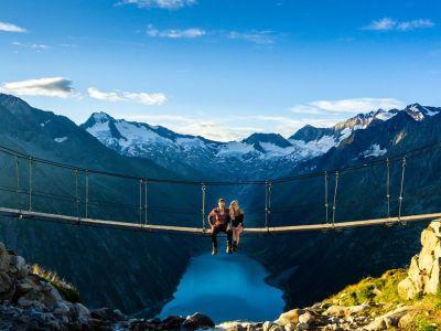 Is de Olpererhütte hike de moeite waard?