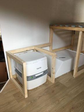 camper meubels maken