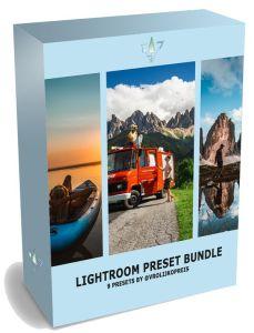 lightroom preset bundle Vrolijk op Reis