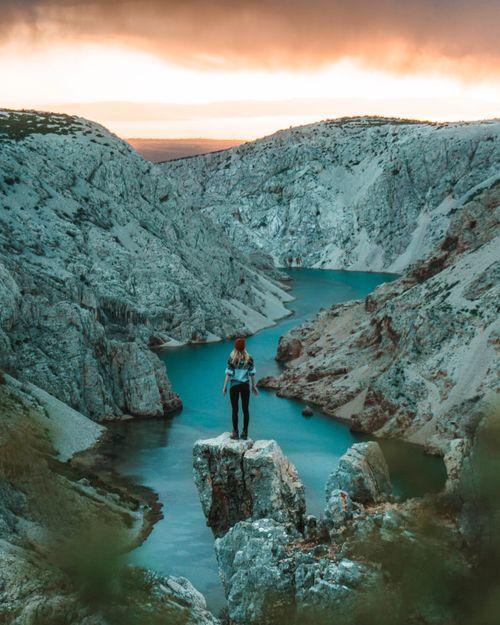 Zrmanja Canyon