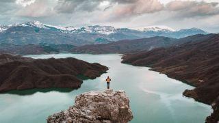 Hike Lake Bovilla – Mount Gamtiti in Albanië!