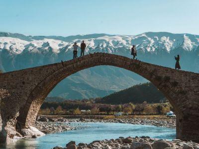 4x Hoogtepunten Përmet – Albanië