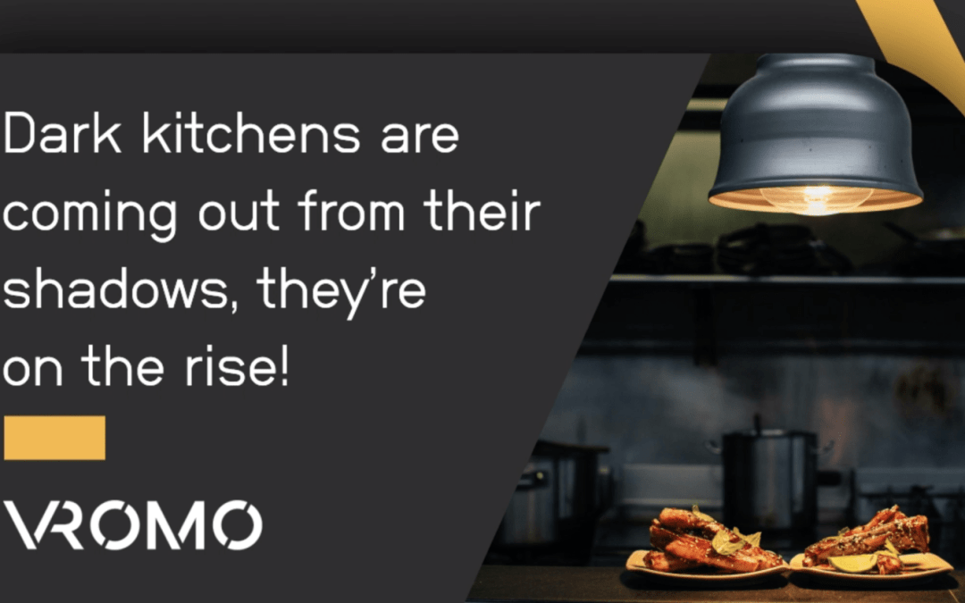 The Growth Of Dark (or Ghost) Kitchen Delivery