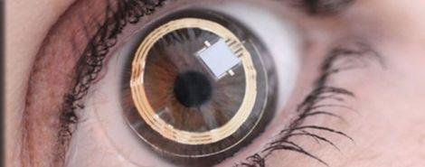 Samsung Smart Contact Lens