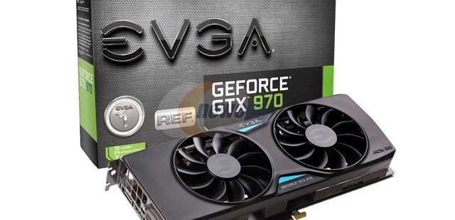 Deal Alert: VR Ready EVGA GeForce GTX 970 DirectX 12 4GB Graphics Card at All-Time Low!