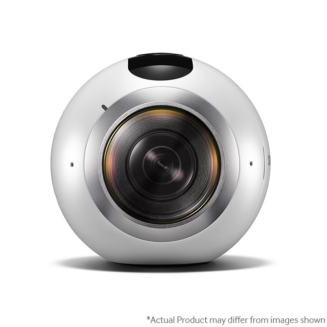 UPDATE: Coming 8/19 Samsung Gear 360 -Latest Price, Specs, and Nifty Samsung Infographic