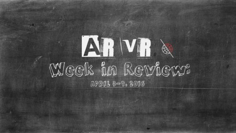 VRonEdge Week in Review