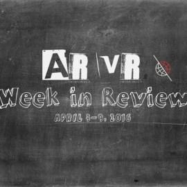 VRonEdge Week in Review