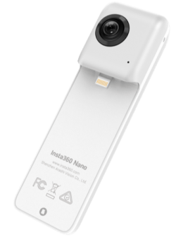 Insta360 Nano - Most Affordable 360 Camera with Live-Streaming - Where to Buy