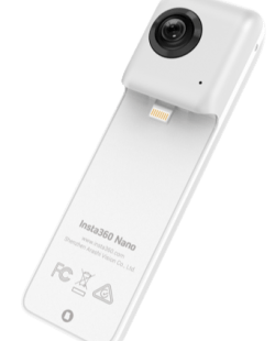 Insta360 Nano – Most Affordable 360 Camera with Live-Streaming – Where to Buy