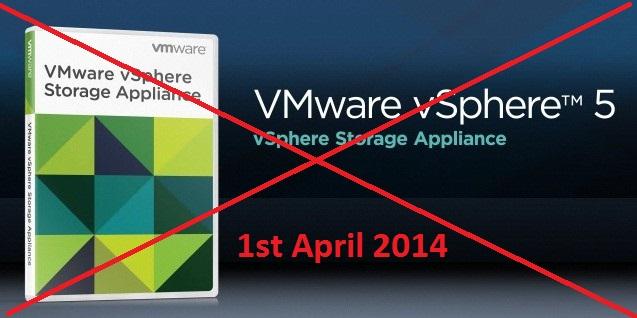 VMWare-vSphere-Storage-Appliance