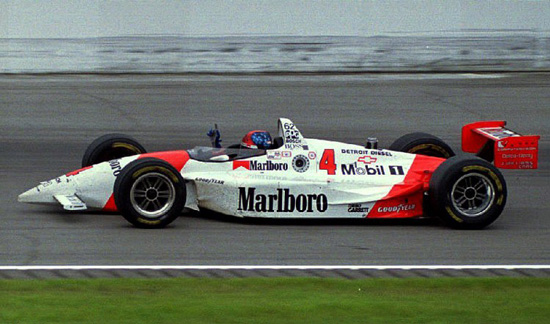 1993 - Emerson Fittipaldi
