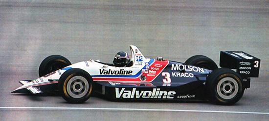 1992 - Al Unser Jr
