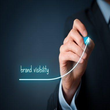 brand visibility