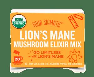 Lions Mane Mushroom Drink