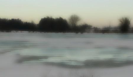 winterblauw