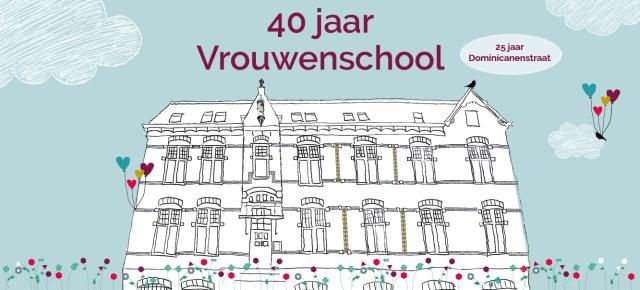 40 jaar Vrouwenschool