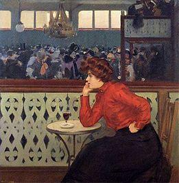 Casas Moulin de la Galette 1902