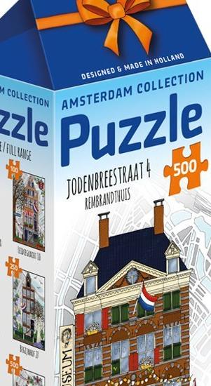 Puzzel Jodenbreestraat
