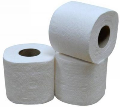 Toiletpapier stress