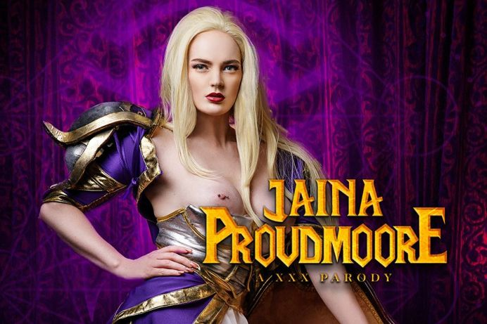 WOW: Jaina Proudmoore A XXX Parody Carly Rae Summers VR Porn