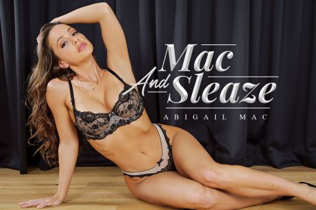Mac And Sleaze Abigail Mac vr porn