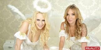 Anal Angels Angel Piaff & Angel Wicky