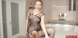 Fishnet Slut 2 Nikky Dream