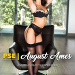 """PSE - August Ames"" featuring... August Ames!"