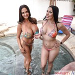 """T&A"" featuring Rachel Starr and Ava Addams"