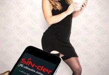 """""""SIN-der - the alternative dating app"""" starring Eva Lovia"""