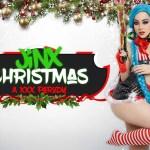Jinx Christmas A XXX Parody Alessa Savage