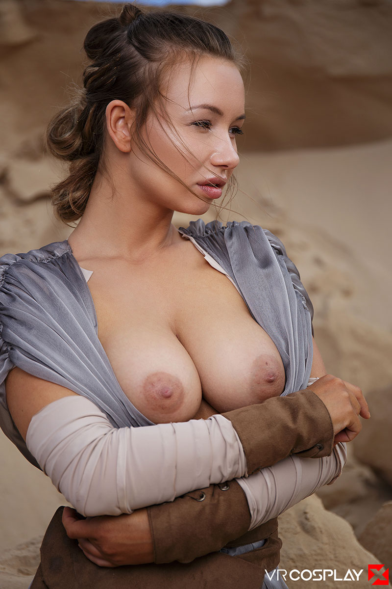 women of star wars nude