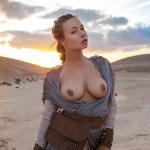 Star Wars A XXX Parody Taylor Sands