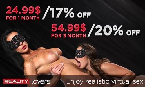 realityloverslogo vr porn discount sale cheap