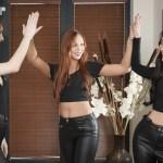 Starring Ornella Morgan, Belle Claire, Katana (1)