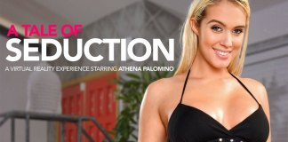 """A Tale of Seduction"" featuring Athena Palomino!"