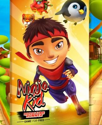 Ninja Kid Run VR Runner Racing Games For Free - VRREVIEWZ