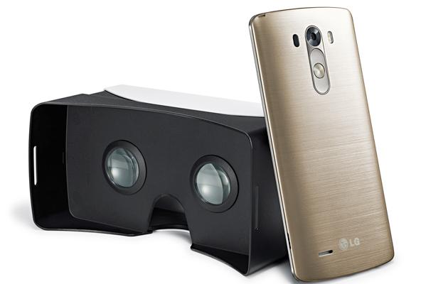 LG GOOGLE VR